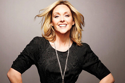 Jane Krakowski. Signed Excellent Quality Stage And Screen Beauty