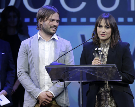 Image result for rashida jones critics choice awards