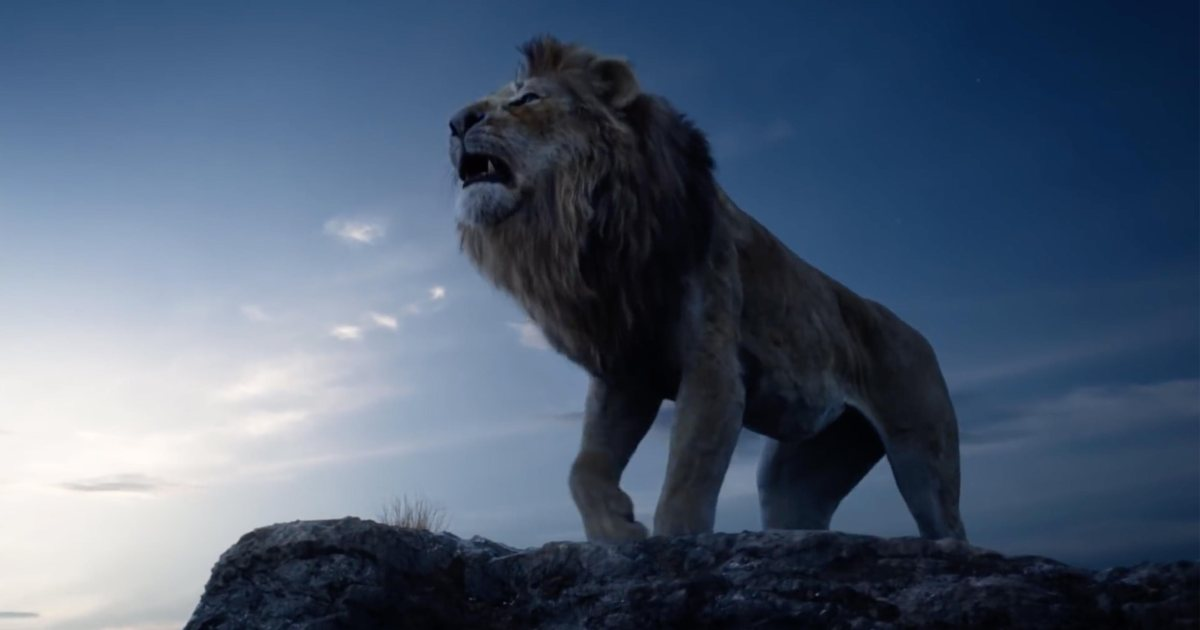 Review The Lion King 2019 Blog The Film Experience