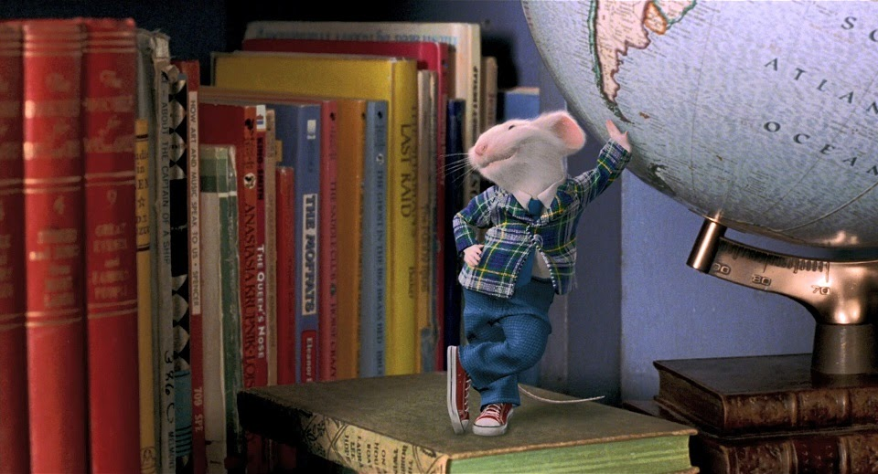 1999 With Nick Stuart Little And Visual And Animated Effects Blog The Film Experience