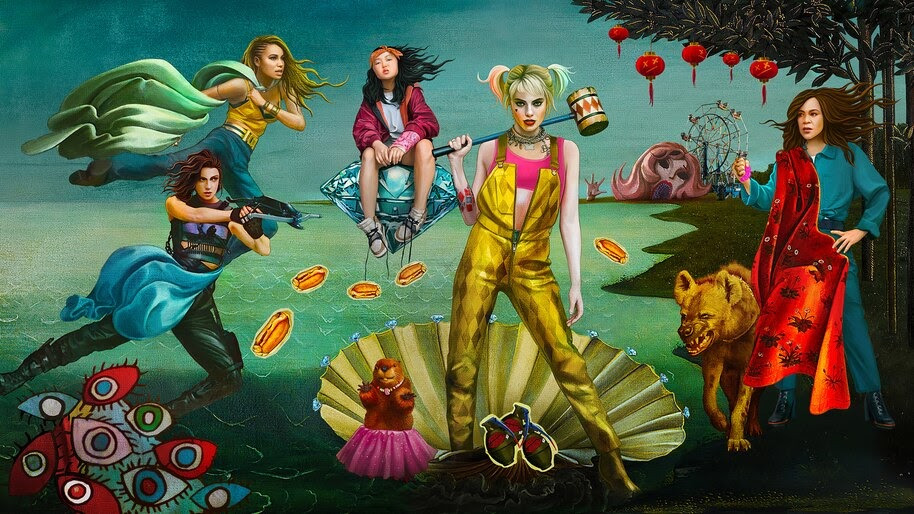 Review Birds Of Prey Blog The Film Experience