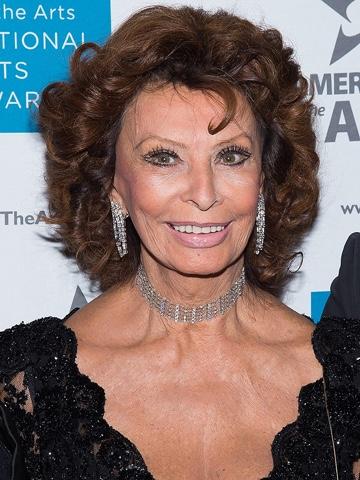 Sophia Loren Returns Blog The Film Experience