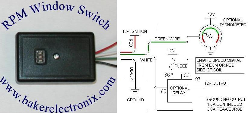 baker electronix rpm switches rpm controlled devices baker electronix