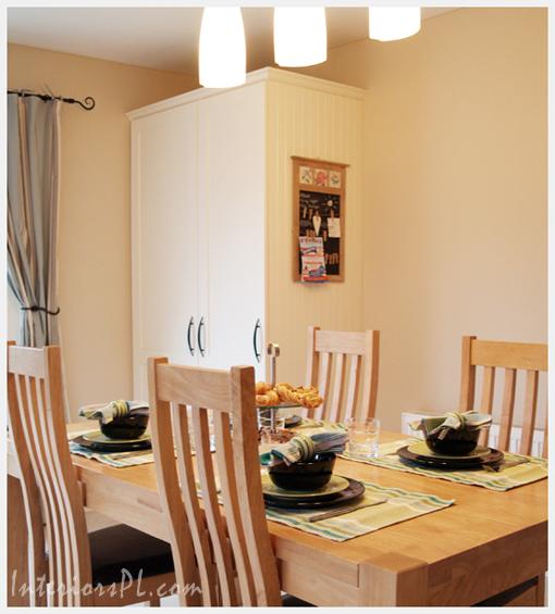 InteriorsPL  Inspiruje Dekoruje Motywuje  Strona Główna  Moja kuchnia -> Kuchnia W Kolorze Kości Sloniowej