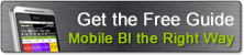 Free Guide - Mobile BI Guide eBook