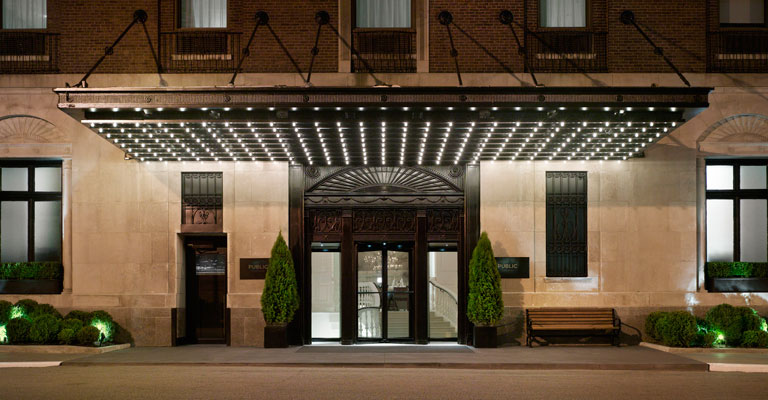 Boutique Hotel PUBLIC Opens In Chicago