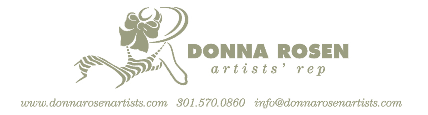 Donna Rosen, Artists Rep