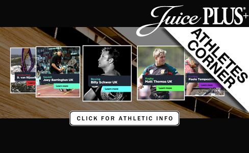 Click for Juice Plus Athletic Info