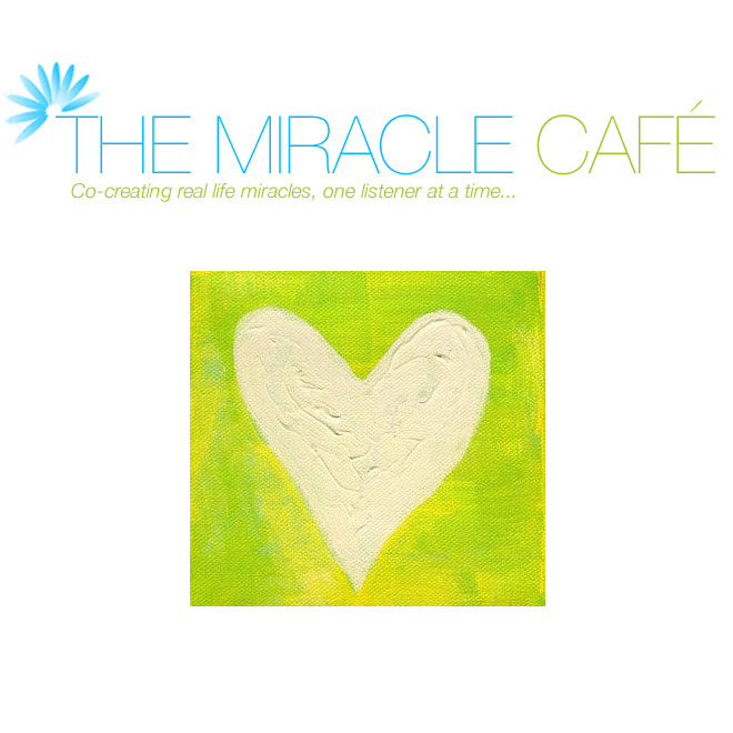 The Miracle Café Radio Show