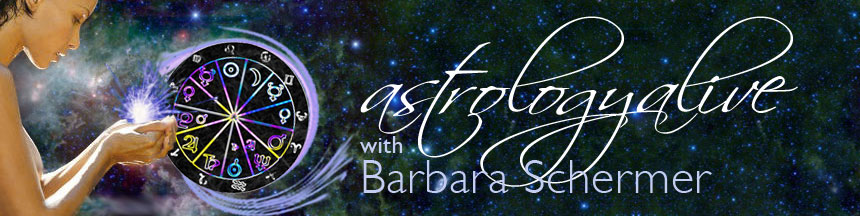 Astrology Alive with Barbara Schermer