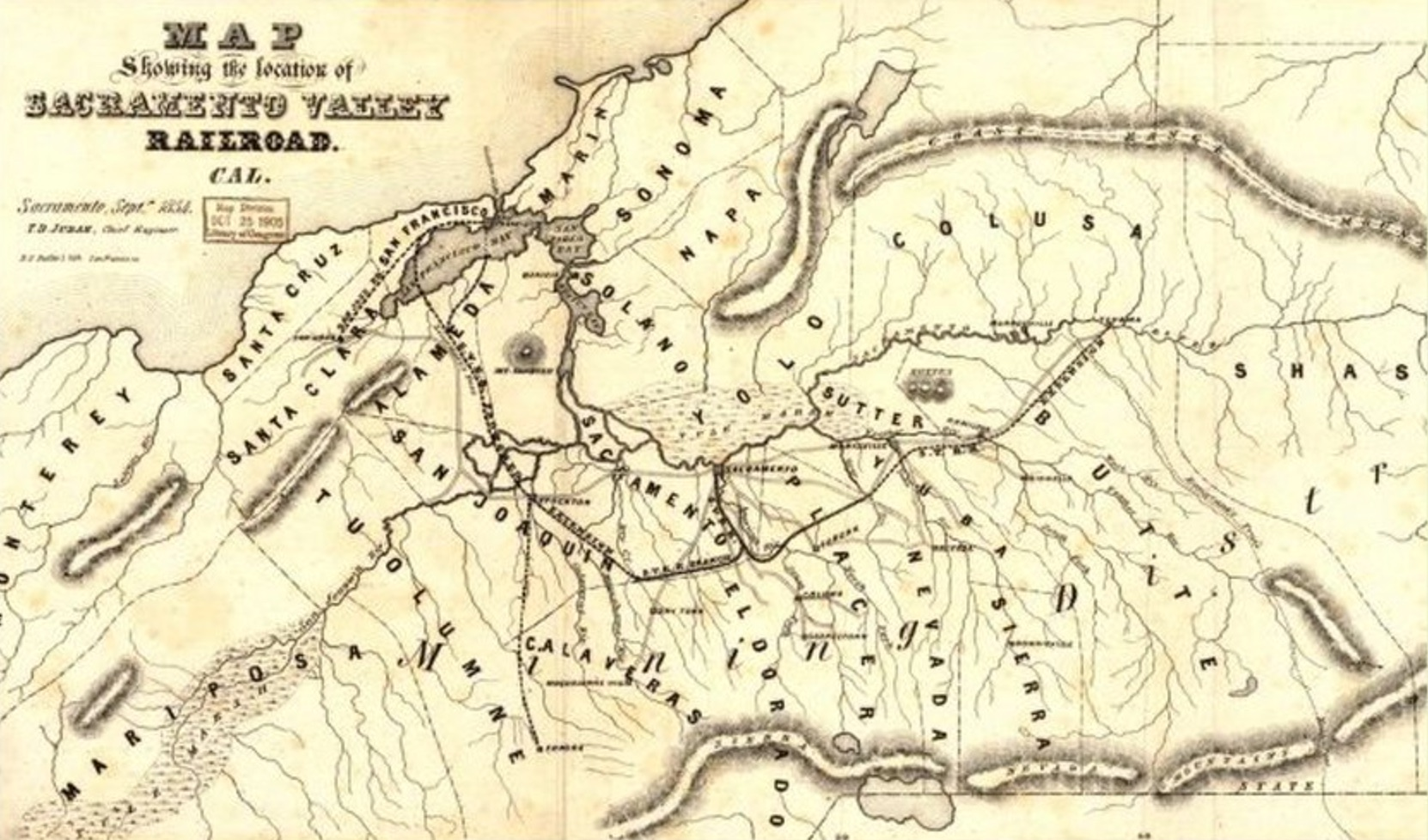 San Bernardino History Railroad Museum 18501879 August 4