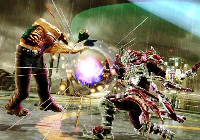 Tekken 6 Must See Yoshimitsu Combo Video News Avoiding The Puddle