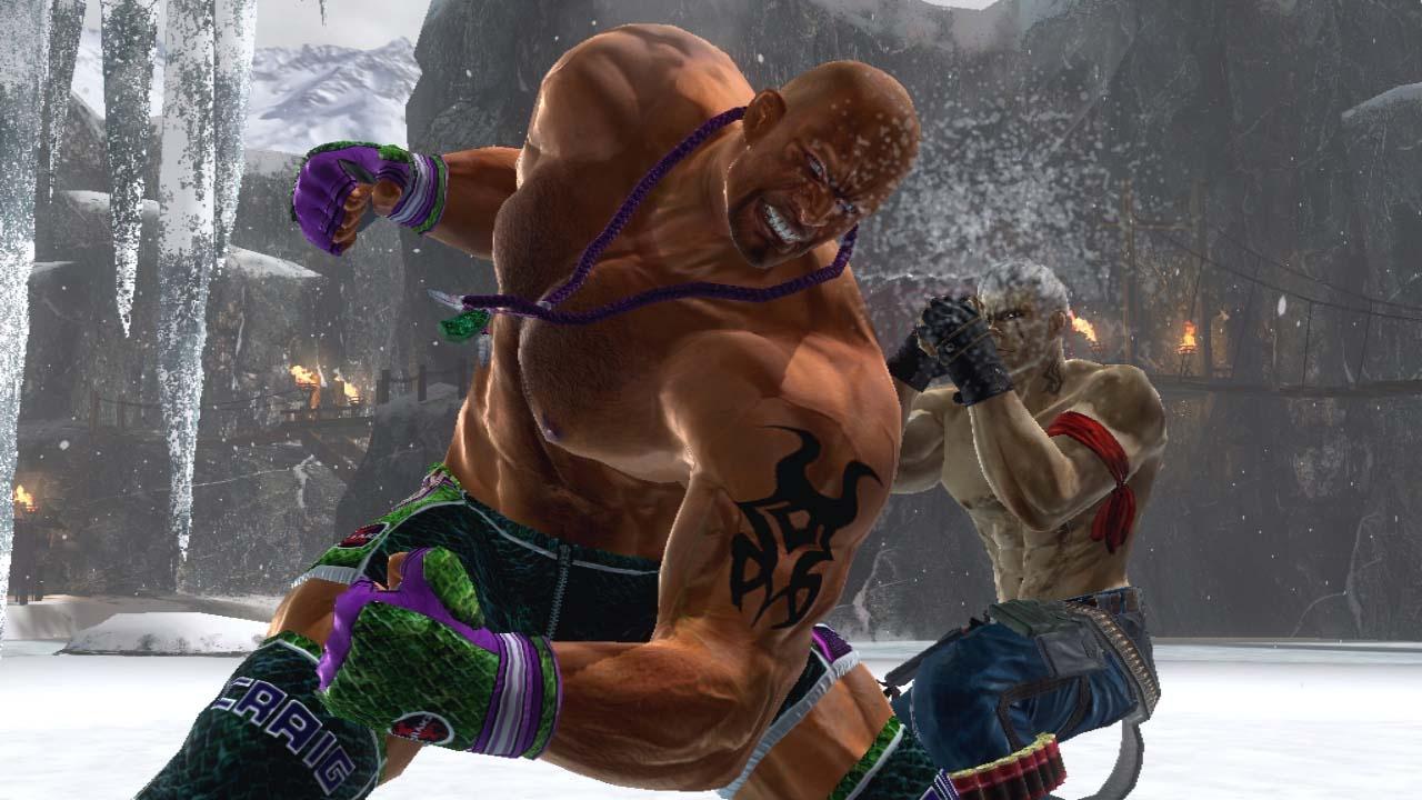 Tekken 6 Marduk Combo Setup Video By Mac News