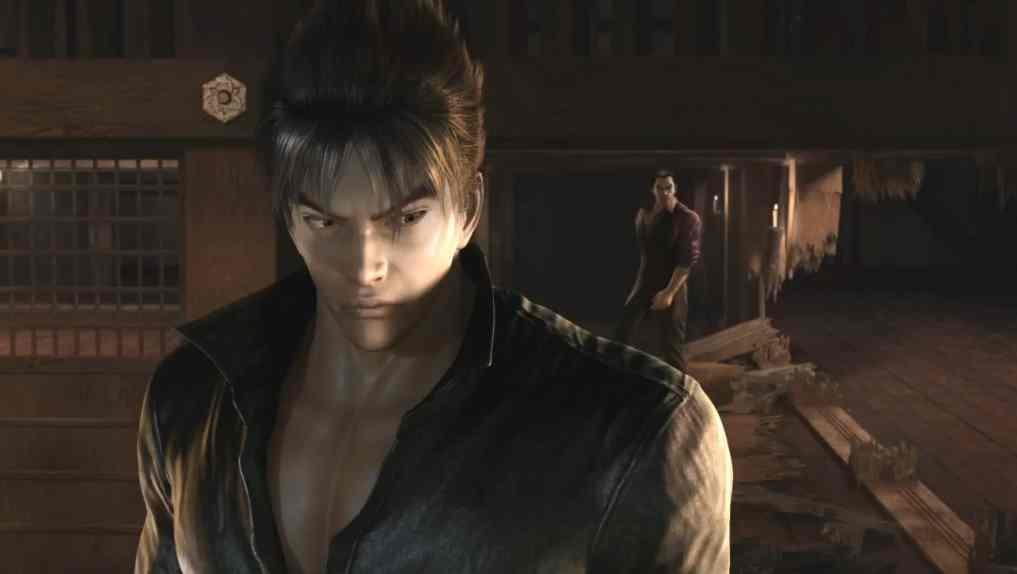 Tekken Blood Vengeance Animated Movie Trailer News Avoiding