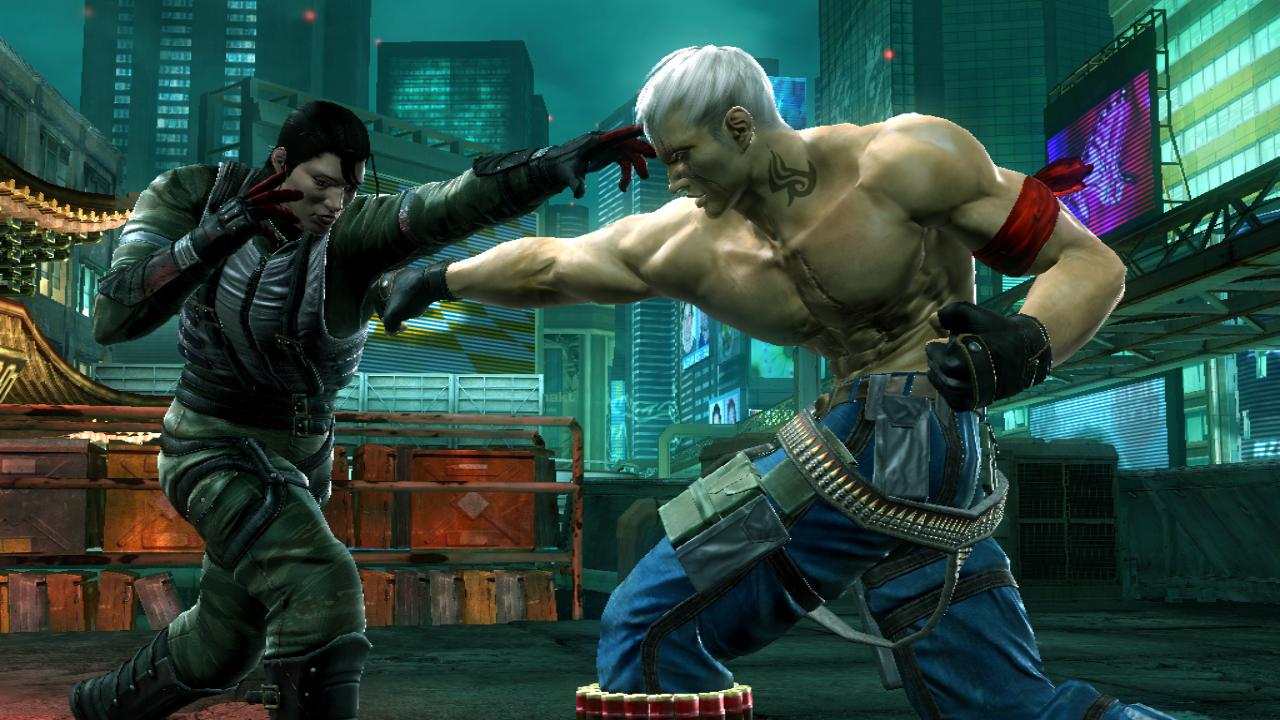 Tekken 6 Dragunov Combo Video By Orochimaru News Avoiding The Puddle