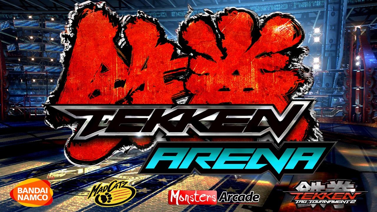 TTT2: Tournament Videos from Tekken Arena 2012 TekkenArena2012