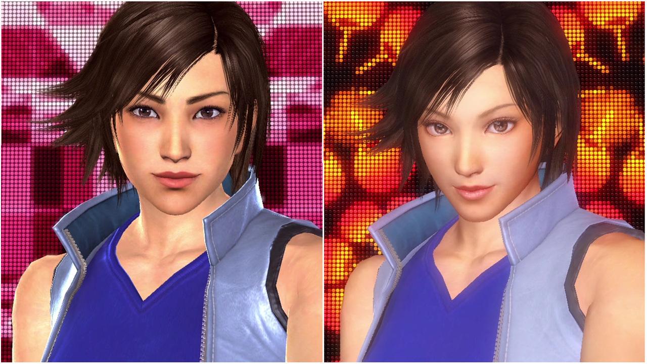 From Tekken Tag 2 To Tekken Revolution - Character Facial Changes ...