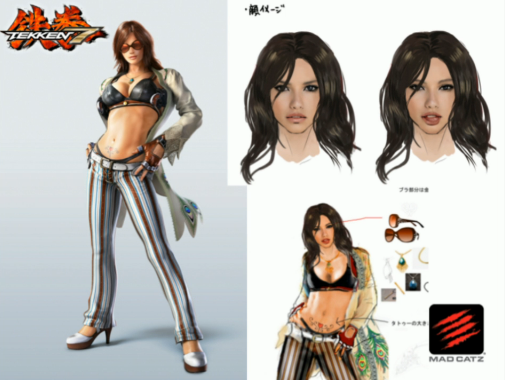 New Female Character Revealed For Tekken 7 News Avoiding The
