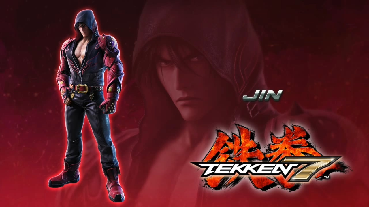 Tekken 7 Jin Kazama Devil Jin And Josie Rizal Officially Revealed