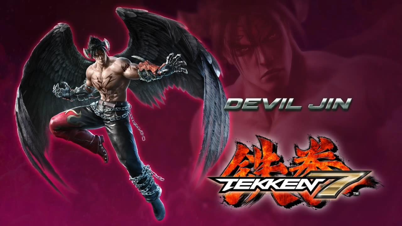 Tekken 7 Jin Kazama Devil Jin And Josie Rizal Officially