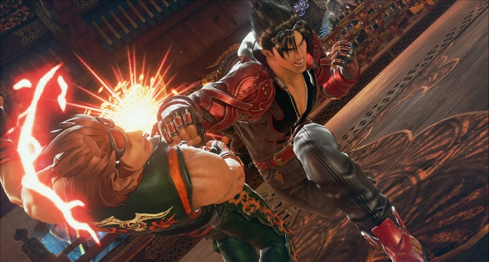 Tekken 7 Jin Kazama Devil Jin And Josie In Game Images News