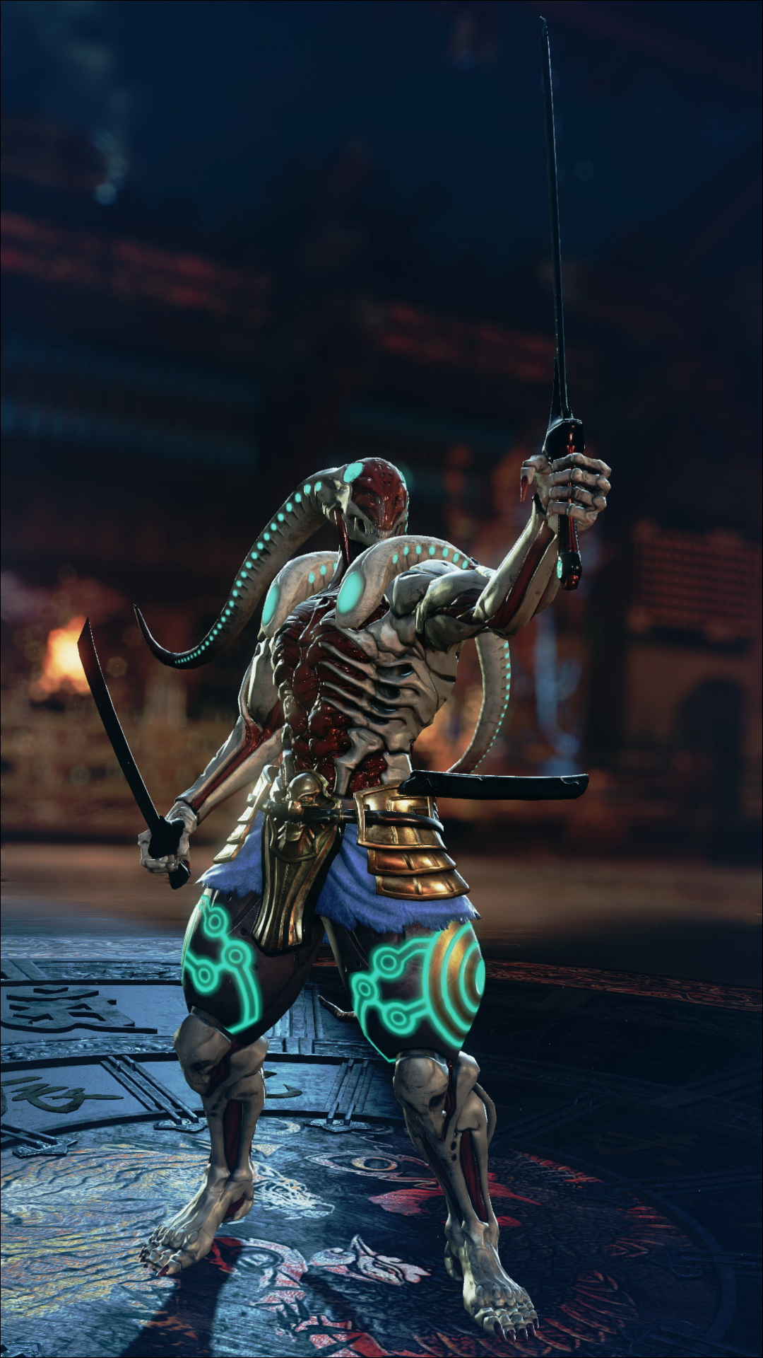 Yoshimitsu Unveiled For Tekken 7 Available To Play On May 12th News Avoiding The Puddle
