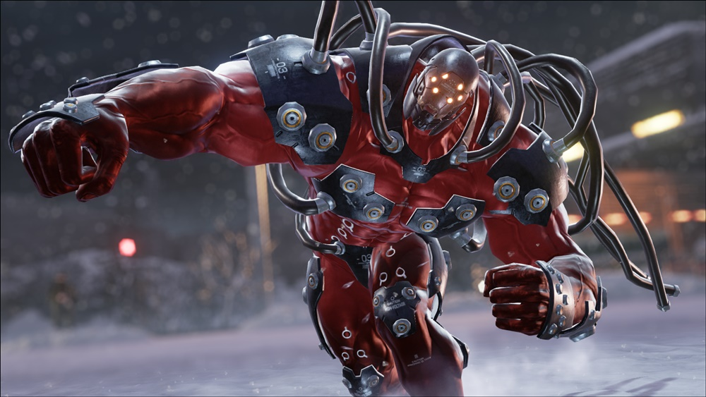 Tekken 7 Gigas Movelist Rundown News Avoiding The Puddle
