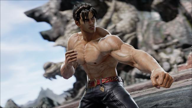 jin tekken characters male