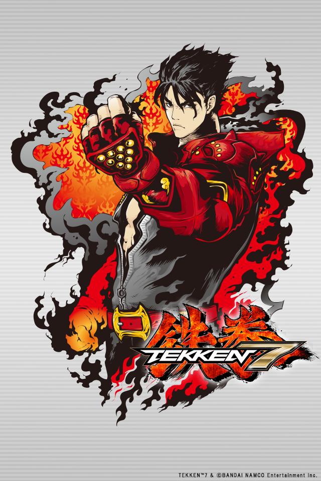 Gallery Tekken 7 Character Panel Art By Jbstyle News Avoiding