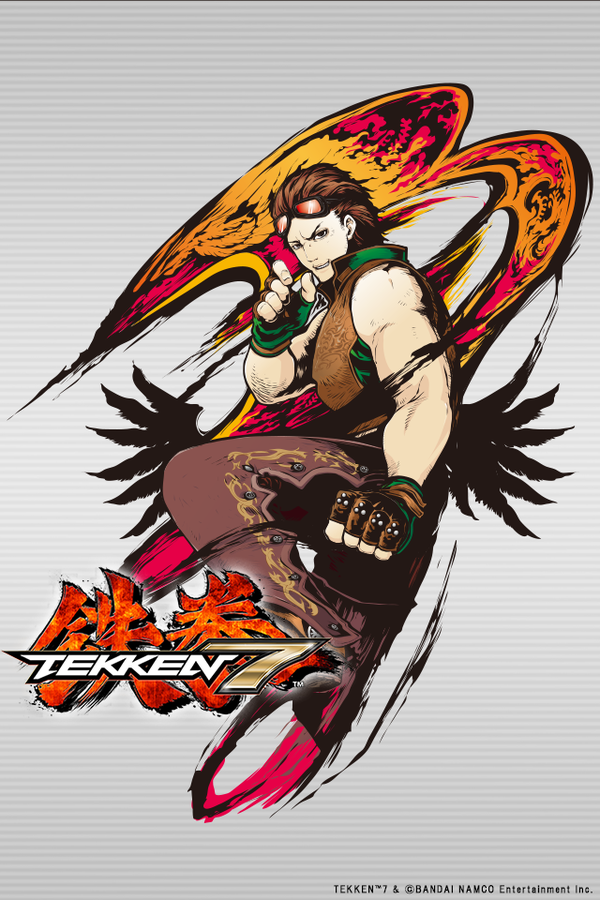Gallery Tekken 7 Character Panel Art By Jbstyle News