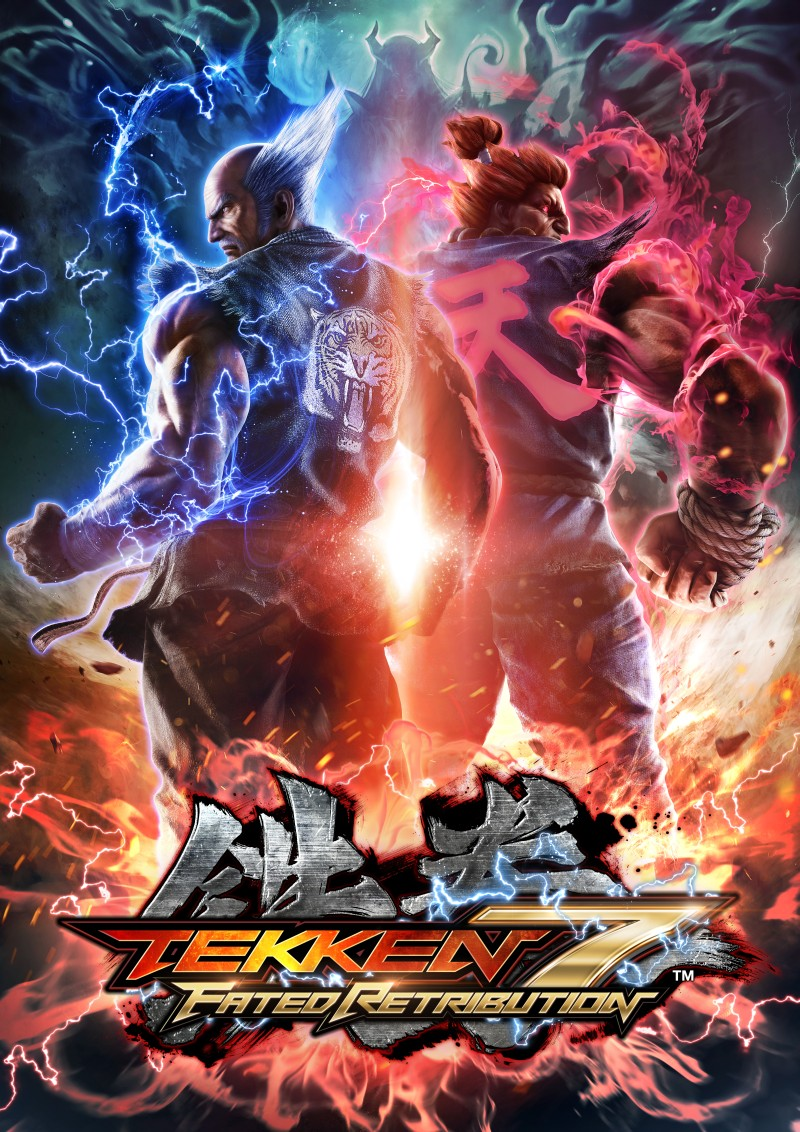 『鉄拳7』The Official Tekken 7 Thread Tk7frkeyvisual