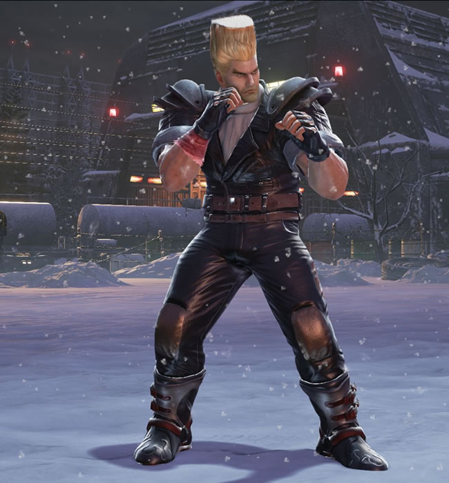 Other Retro Outfits You D Like To See Return In Tekken 7 Tekken