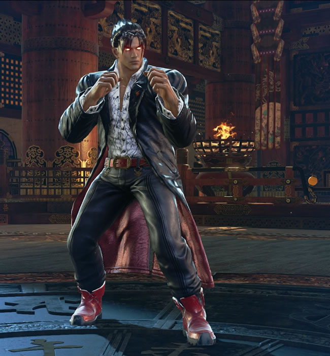 Arcade Tekken 7 Large Scale Customization Campaign News Avoiding