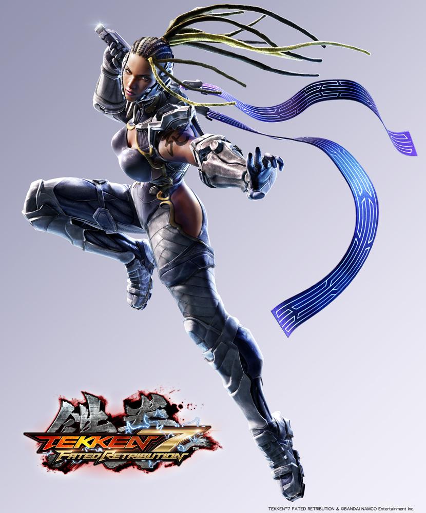 Tekken 7 Fated Retribution Master Raven Bob Revealed At Evo 2016 News Avoiding The Puddle