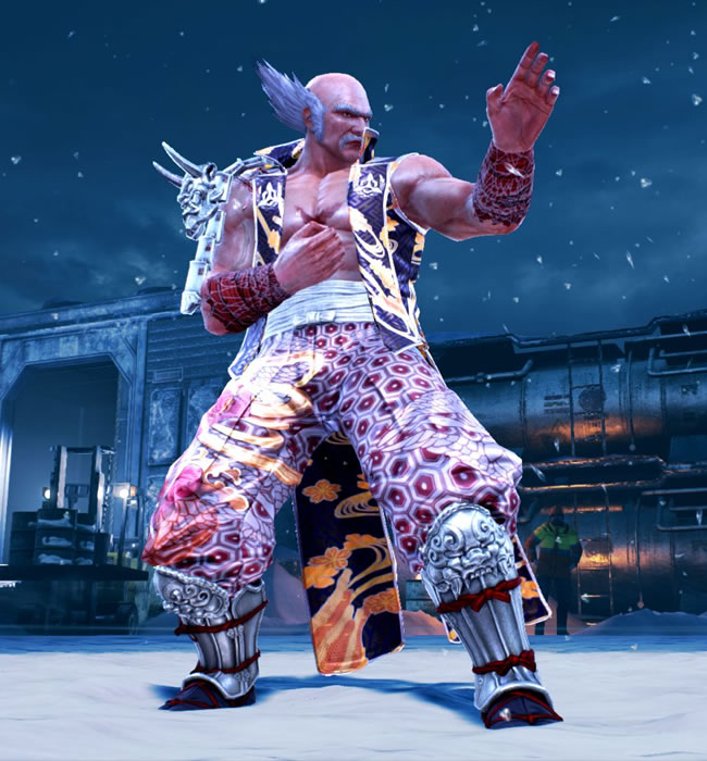 Tekken Net Item Kiwami Campaign New Customizations For T7fr Added