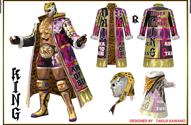 What Do You Think Kings Face Looks Like Tekken