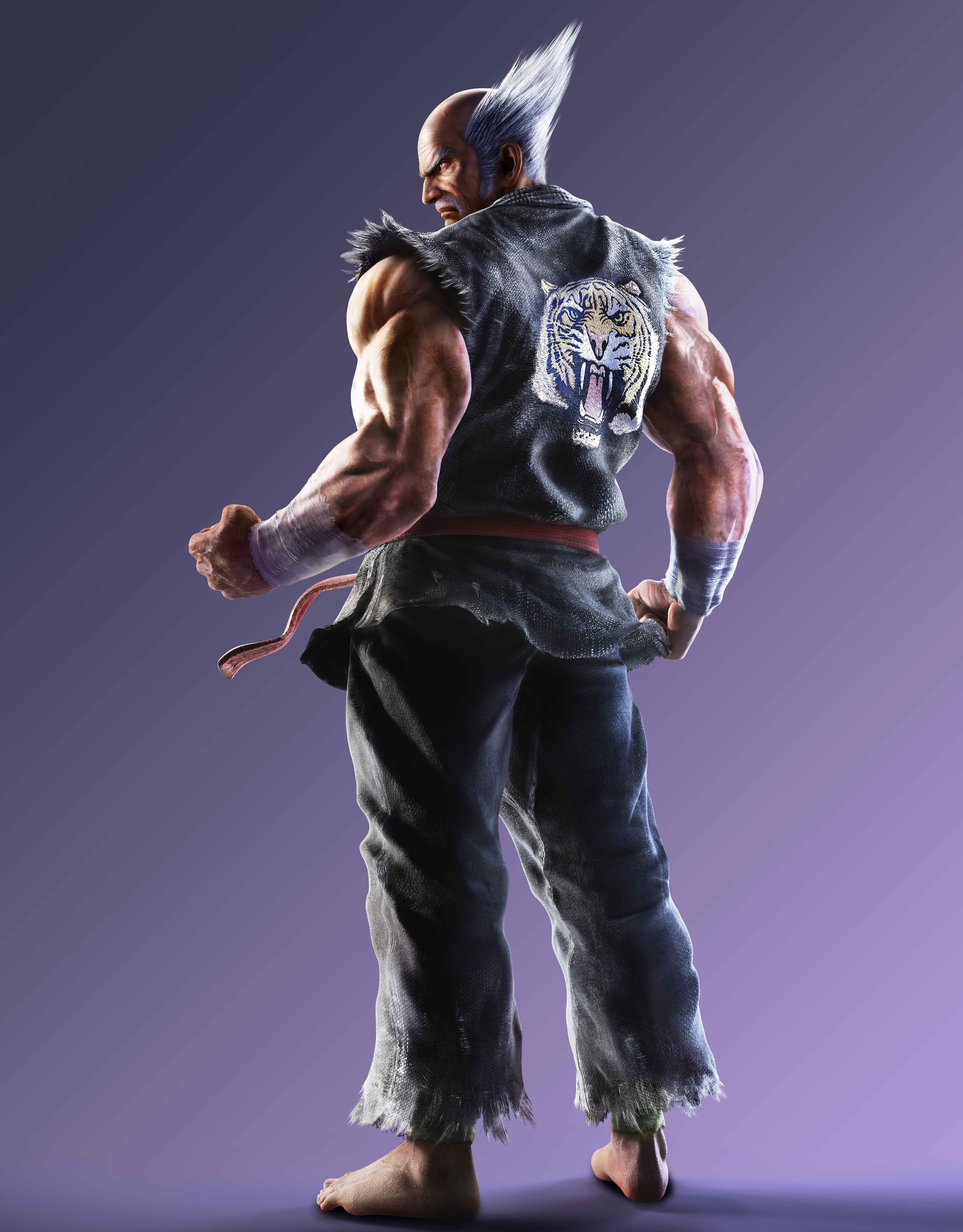 Gallery High Resolution Tekken 7 Character Cg Renders News Avoiding The Puddle