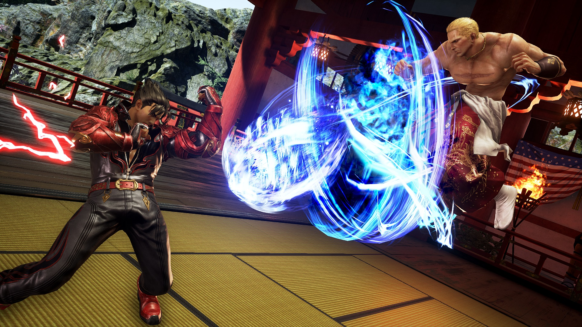 Tekken 7 Version 1 09 Adds Dlc Character Geese Howard Rematch Feature In Player Matches News Avoiding The Puddle