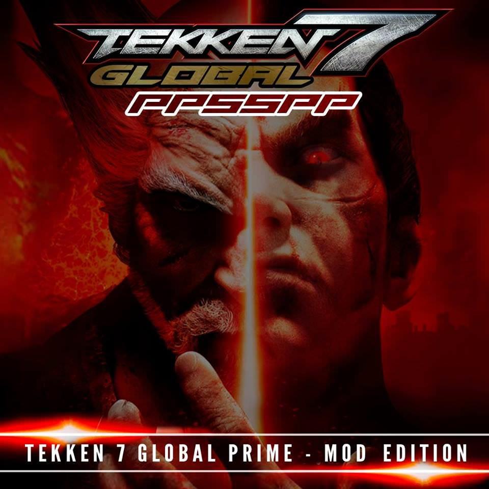 Tekken Global Prime Mod Transforms Psp Tekken 6 Into Tekken 7