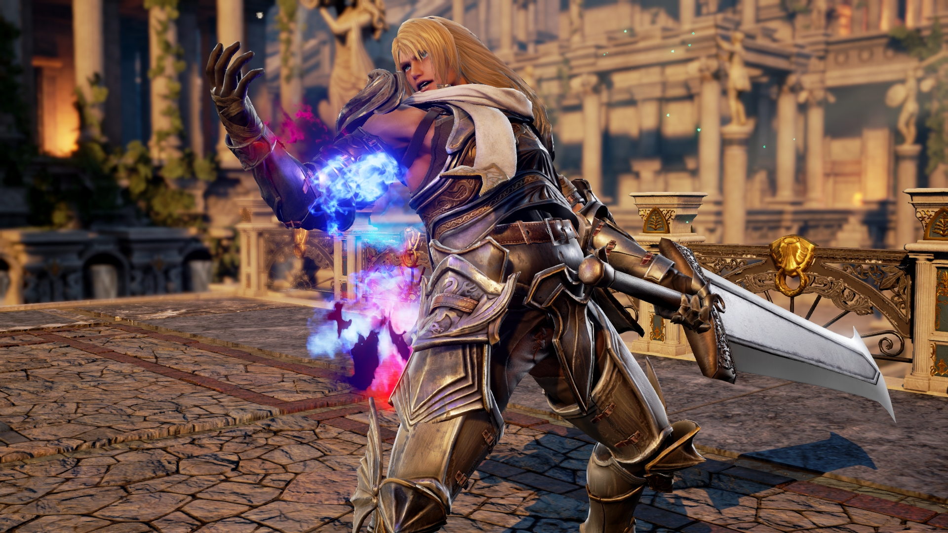 Gallery - Soul Calibur 6 Siegfried Character Reveal