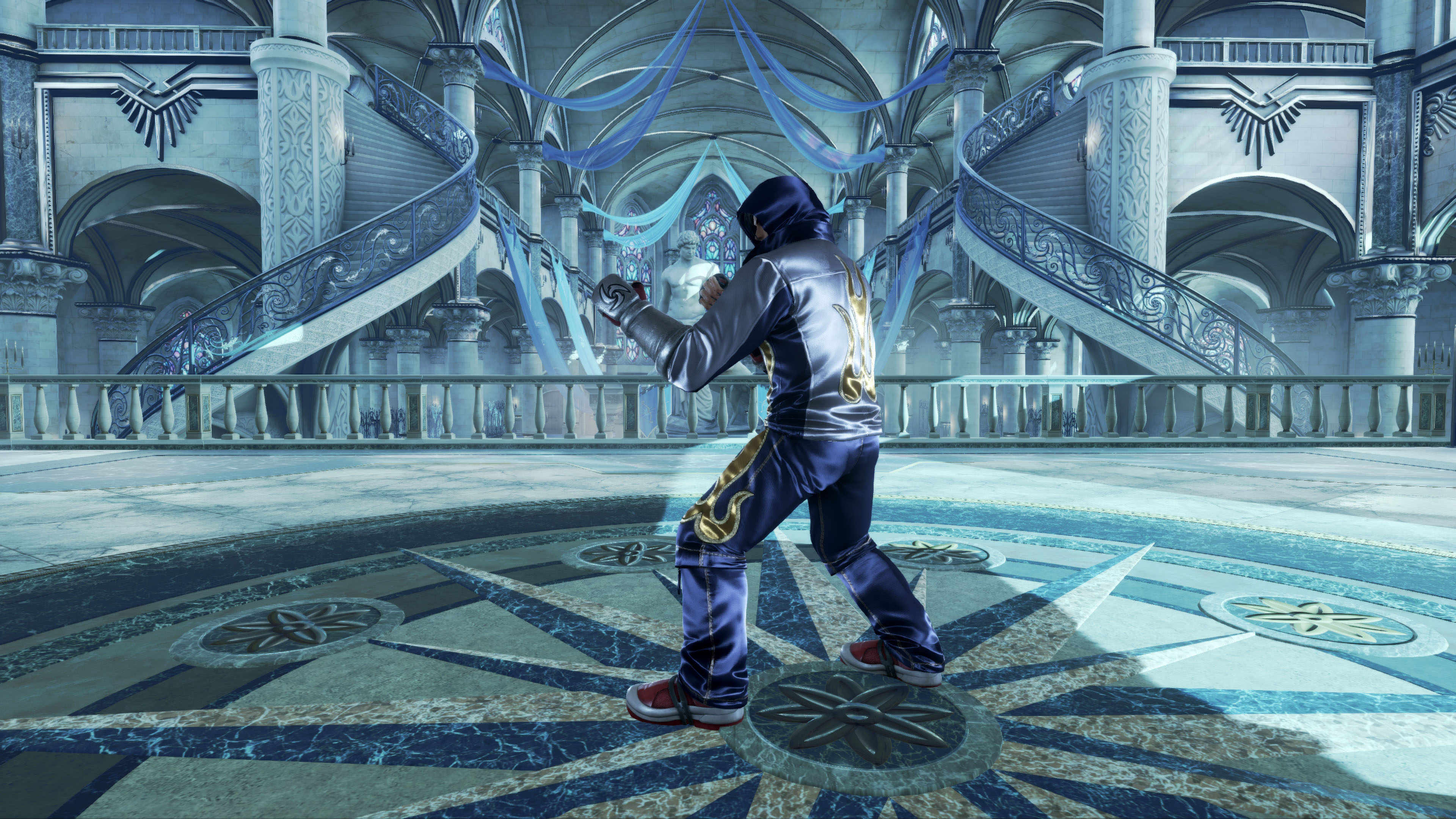 Tekken 7 Pc Jin S Tekken 4 Costume Mod Now Available News
