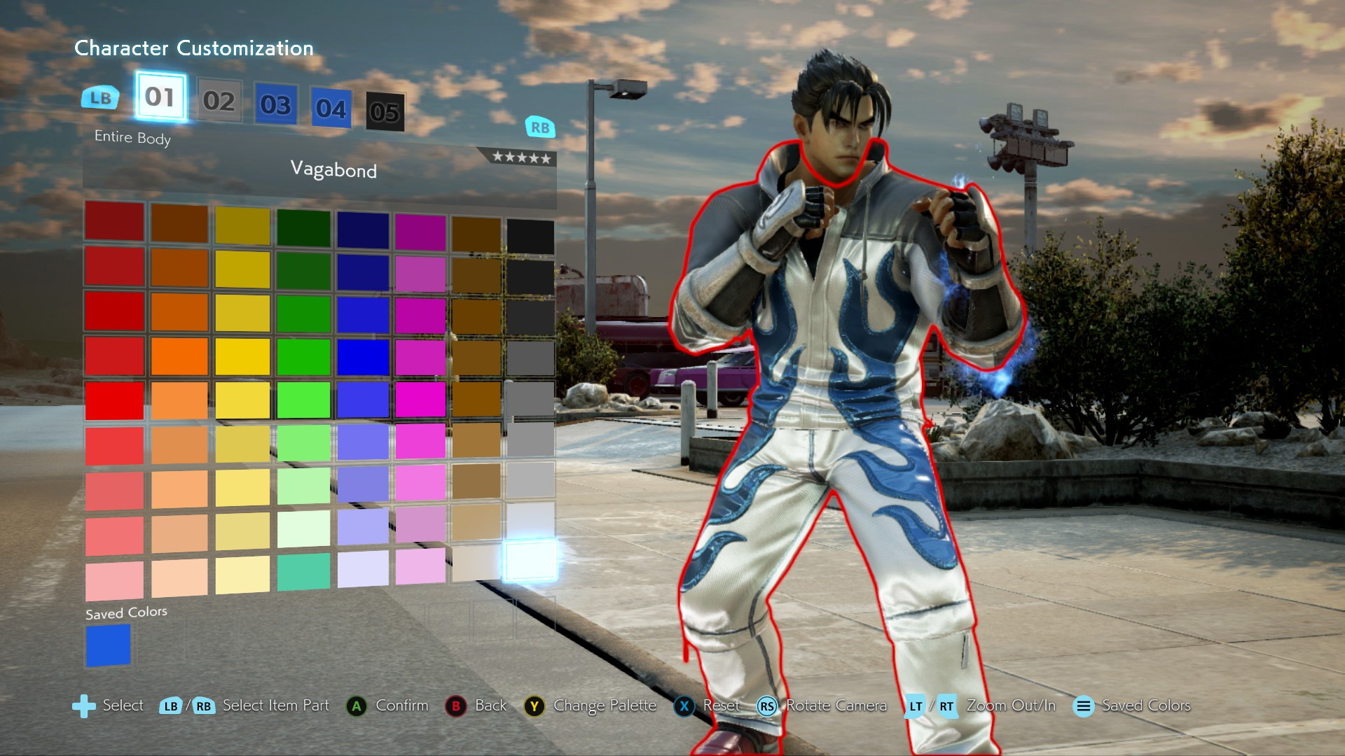 Tekken 7 PC - Jin's Tekken 4 Costume Mod Now Available - News