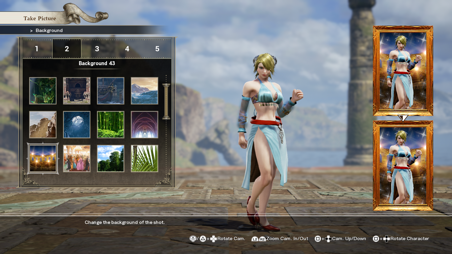 Gallery - Soul Calibur 6 Libra of Soul & Character Creation