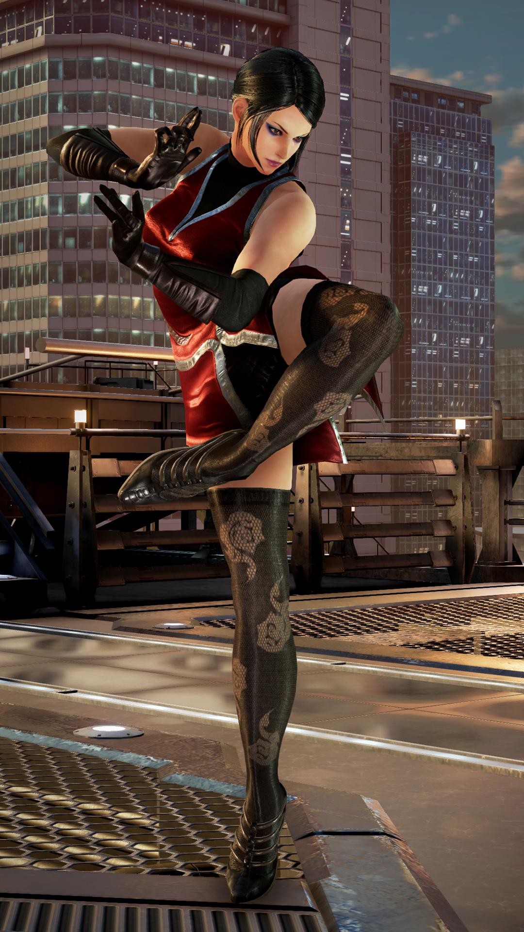 Tekken 7 Season 3 Zafina Returns New Moves For The Entire