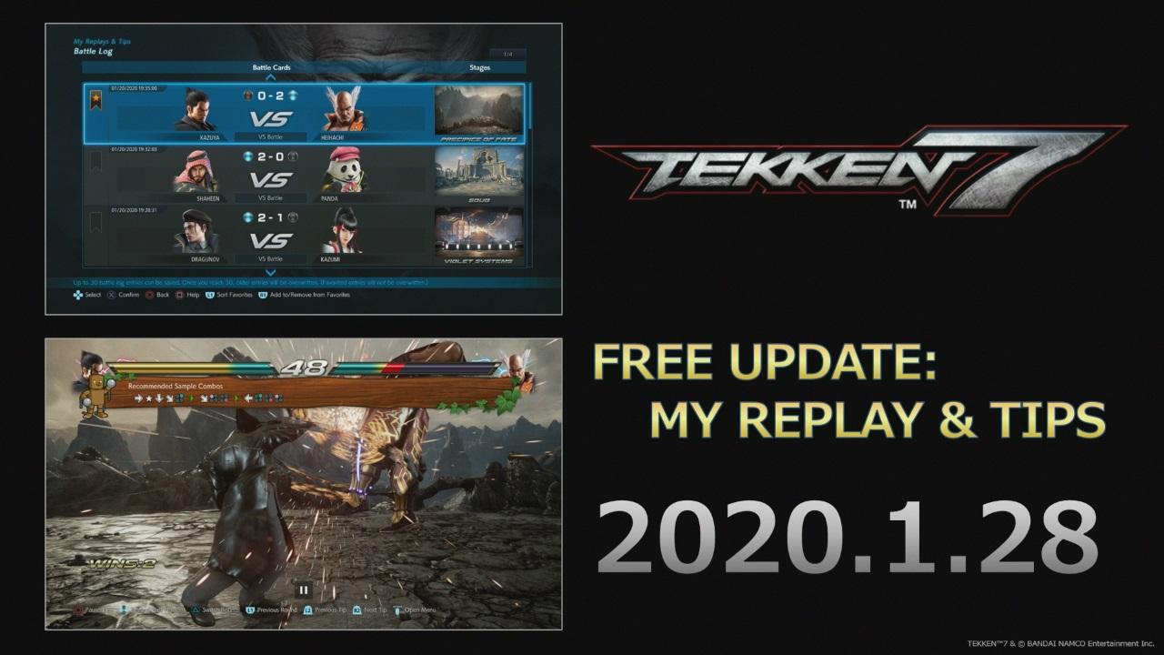 tekken 7 tier list 2020