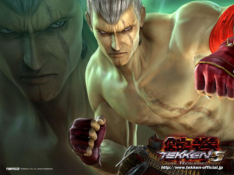 Tekken 5 Dr Knee Vs Mishimastar Shou News Avoiding The Puddle