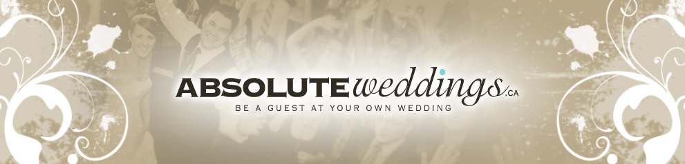 Sudbury DJ - Absolute Weddings