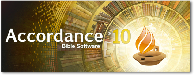 Accordance Bible Software v  10: Modern Look with More Power