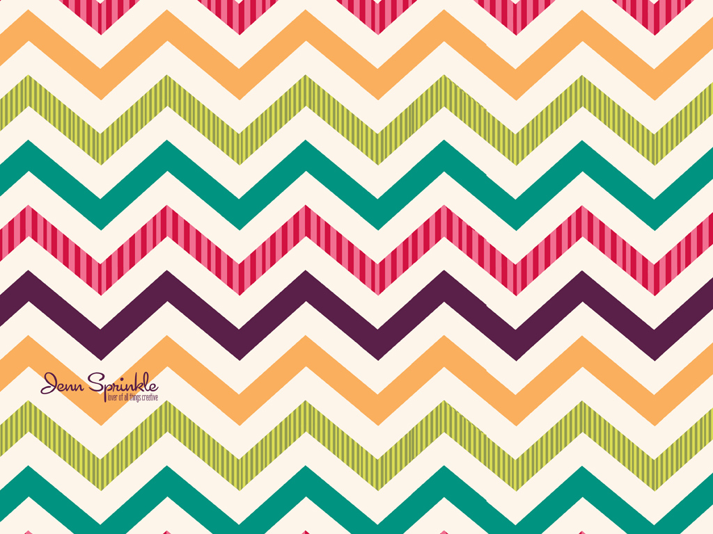 Chevron Pattern Wallpaper http://jennsprinkle.squarespace.com/wallpaper-downloads/