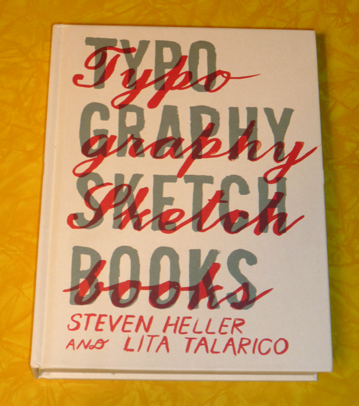 Typographic Book Cover Name : Ryan heshka art and illustration vancouver bc news